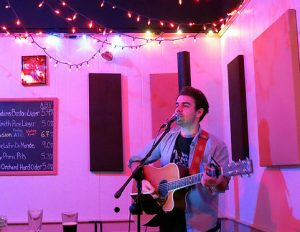 Live Music by Adam McCue at Ron's @ Ron's Original Bar & Grille